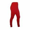 Plain Straight Fit Ladies Cotton Legging, Size: Large And Xl