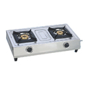 Two Burner commander body ss Gas Stove