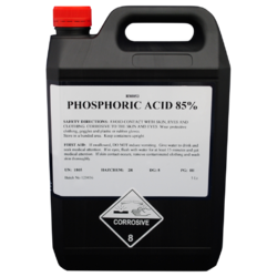 Akash Purochem Food Grade Phosphoric Acid 85%, Packaging Size : 35 kgs