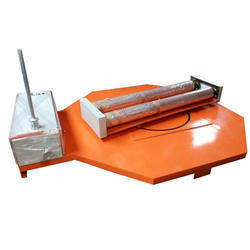 Semi Automatic Reel Stretch Wrapping Machine