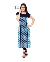 Woman Best Printed Kurti