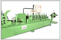 Automatic Pipe Polishing Machine