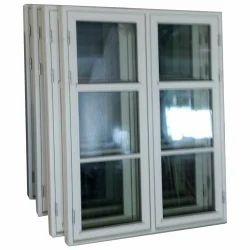 Sliding Glossy PVC Door, Interior