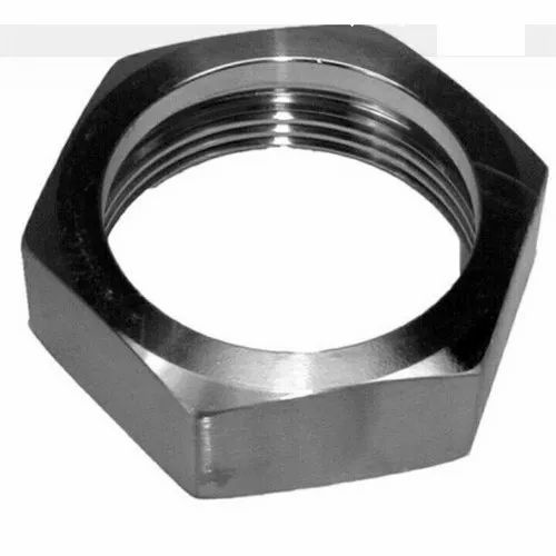 ME and V High Tensile Steel and Mild Steel Machined Hex Nut