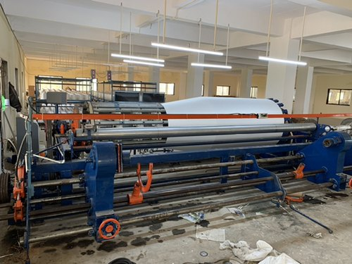 High Speed Sectional Warping Machine