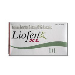Baclofen Extended Release Capsules