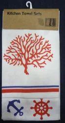 Marine Printed Kitchen Towel