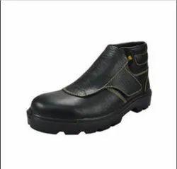 Men JCB Weldo Leather Upper Shoe