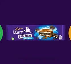 Cadburydairymilk Big Taste