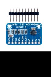 ADS1115 ADC 4 Channel 16Bit I2C PGA Low Power Modules for Arduino