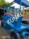 Concrete Mixer Lift Machine Four Pillar
