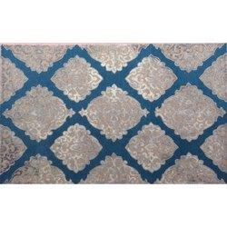 Polyester Printed Hand Tufted Carpet for Home