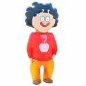 Boy Inflatable Walking Cartoon Charactor