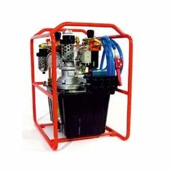Pneumatic ATEX Certified Power Pack