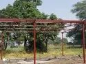 Steel Poultry Shed Structure