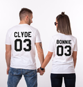 Couple Cotton T Shirt