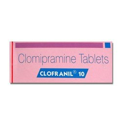 Clofranil 10mg Tablet