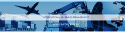 International Business And Trade Management Learning Course