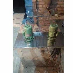 10 Moulds Kulfi Making Machine