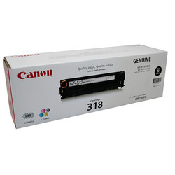 Canon 318 Color Laser Toner Cartridge