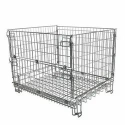 Foldable Cage Pallets