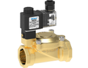 1 Pilot Operated Diaphragm Type Solenoid Valve (NC) with Manual override LED