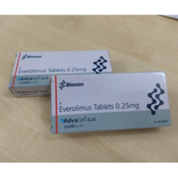 Advacan 0.25mg Tablets