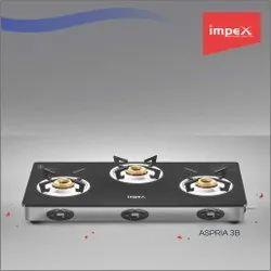 3 Burner Gas Stove - ASPIRA 3B