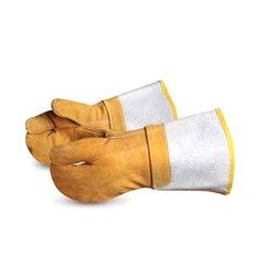 Nitrile Brown Thermal Safety Gloves