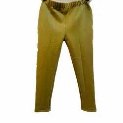 Ladies Cotton Casual Trouser