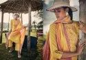 Occasion Wear Jam Silk Cotton Dress Material Catalog Angroop Plus Annabel