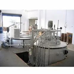 Pit Type Gas Carburizing Furnace