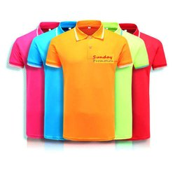 Chill Zone Cotton Mens Polo Promotional T-Shirts, Size: S-XXL