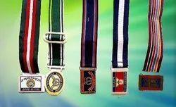 Multi Color School Belts