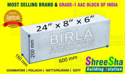 8 Birla Aerocon AAC Block