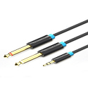 3.5 To 26.5mm Male Audio Cable