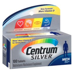 Centrum Silver Men Tablets