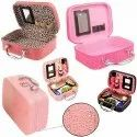 Cosmetic Bag with Mirror Travel Organiser