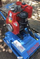 Diesel Engine Earth Compactor