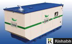 30 kVA Kirloskar Green / Koel Silent Genset