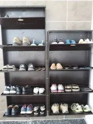 Wall Mounted Shoe Cabinet