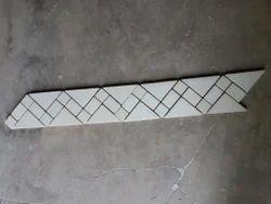 Stone Wall Border Tile