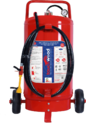 75 kg Dry Chemical Powder Trolley Type Fire Extinguisher