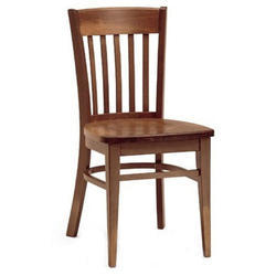 Wooden Brown Chair, Height: 2.5 feet