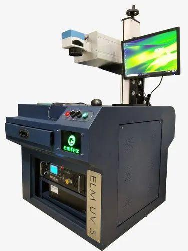 Glass Marking Machine