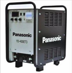 Semi-Automatic Panasonic & Weldwell GMAW Welding Machine