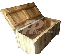 Rectangle Wooden Box, 16-25 mm, for Storage