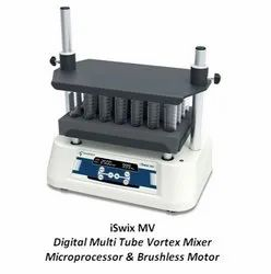 iSwix MV Digital Multi Tube Vortexer With Microprocessor & Brushless Motor - Neuation