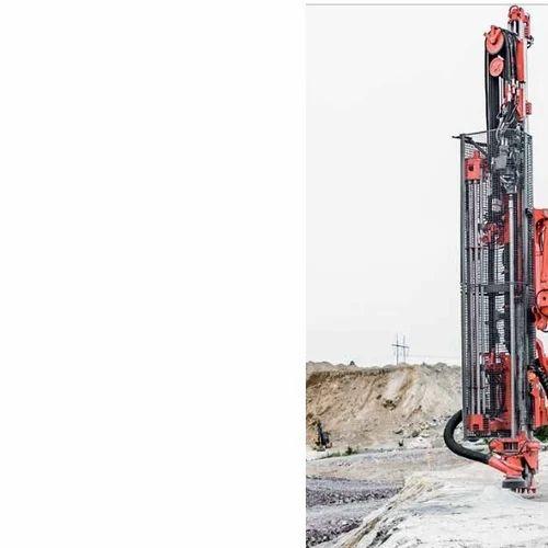 Sandvik Ranger DX900i 60 mm Surface Top Hammer Drill Rig