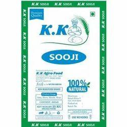 KK Organic Maize Sooji, Packaging Size: 25 Kg